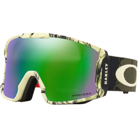 Oakley Line Miner Goggles green/colourful